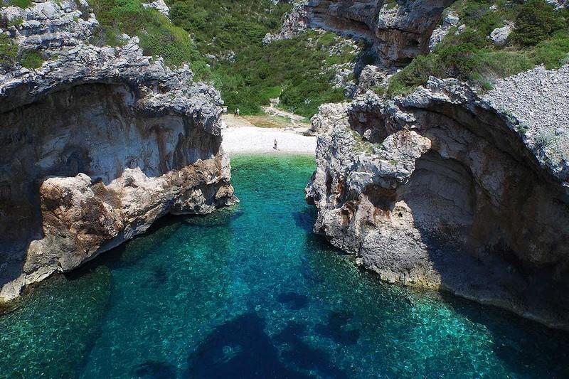 Wanderlust Tips Magazine | Stiniva Cove: Beach paradise