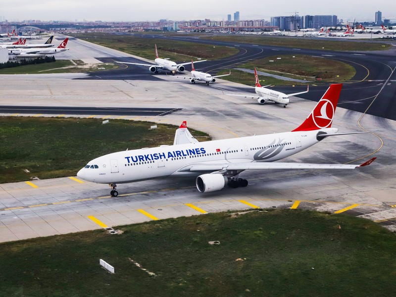 Wanderlust Tips Magazine   Turkish Airlines inaugurated the first direct flight from Istabul to Hanoi