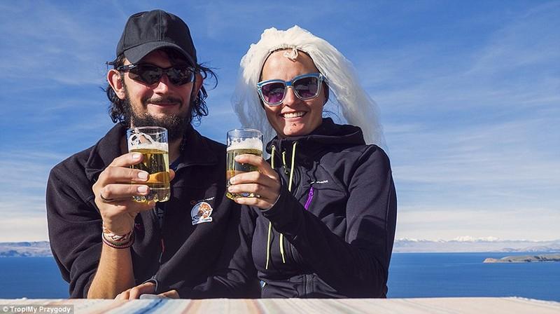 Wanderlust Tips Magazine | 200 days and 40 countries: The Polish couple's honeymoon adventure