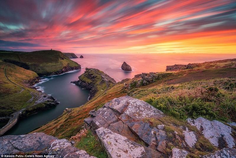 Wanderlust Tips Magazine   Britain's beautiful coast: Stunning ocean views