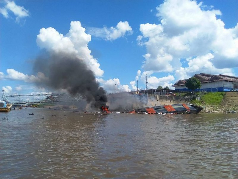 Wanderlust Tips Magazine | Expoded cruise ship on Amazon river killed sevens