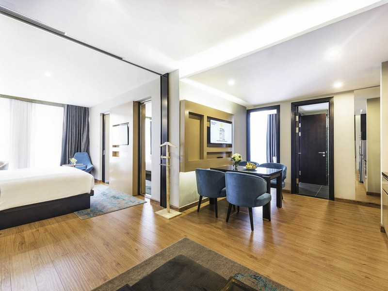 Wanderlust Tips Magazine | July promotion package at Novotel Suites Hanoi Hotel