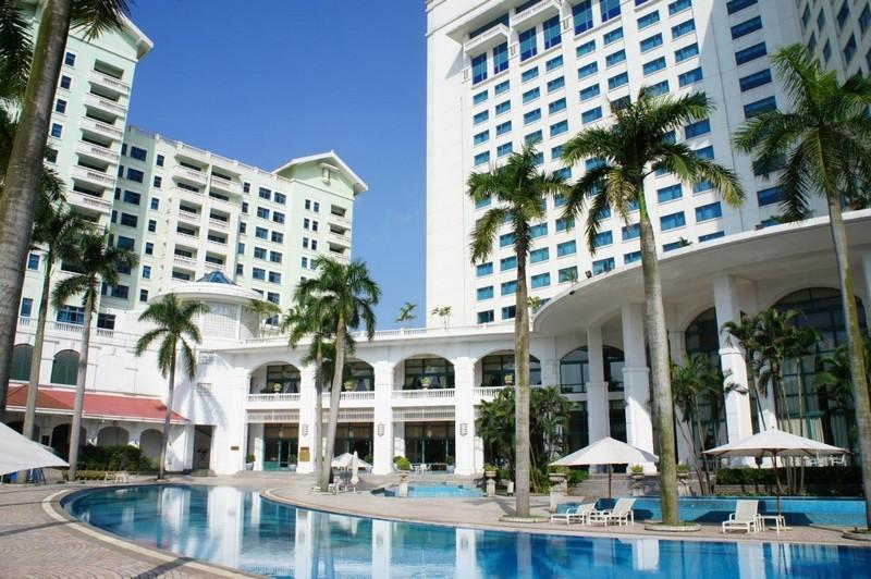 Wanderlust Tips Magazine | Mr. Erwin R. Popov: General Manager of Hanoi Daewoo Hotel - Office - Apartment Complex