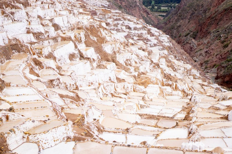 Wanderlust Tips Magazine | Stunning salt terrace on Andes moutains of Peru