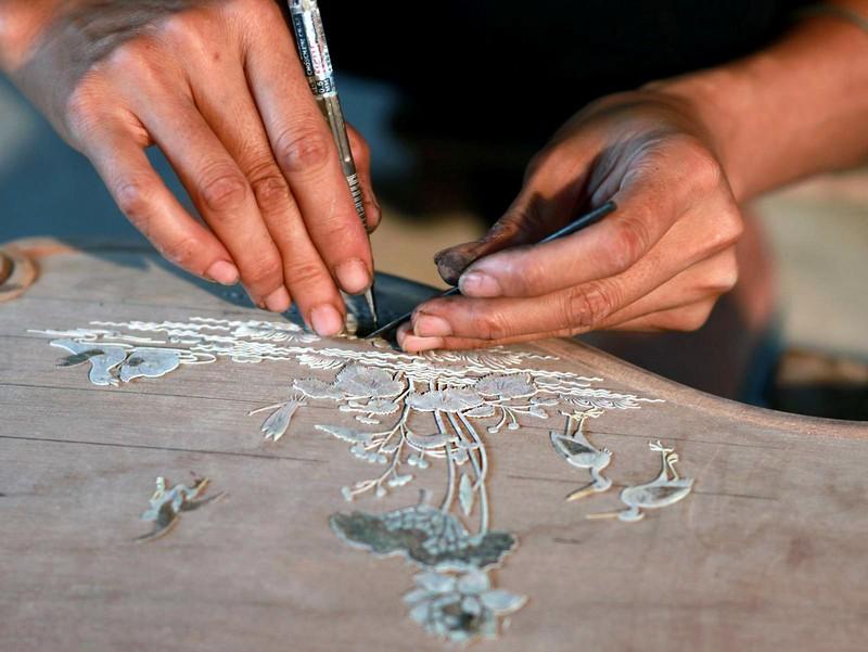 Wanderlust Tips Magazine   The meticulous art of mosaic in Chuyen My