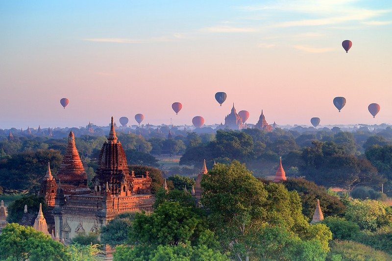 Wanderlust Tips Magazine   Bagan: Natural beauty blended with history