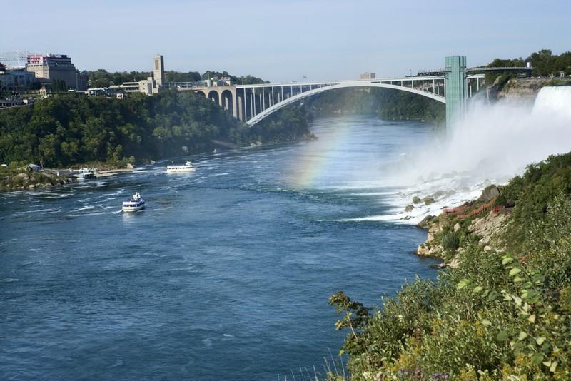 Wanderlust Tips Magazine | The world's shortest flight to Niagara Falls