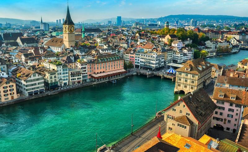 Wanderlust Tips Magazine   Zurich ranked world's most sustainable city