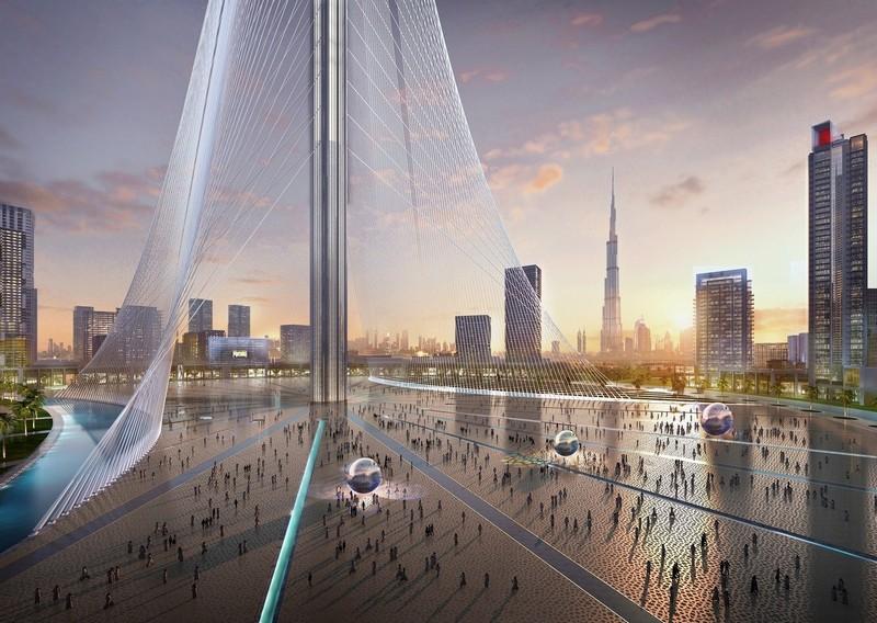 Wanderlust Tips Magazine | Breaking the ground of The Tower in Dubai