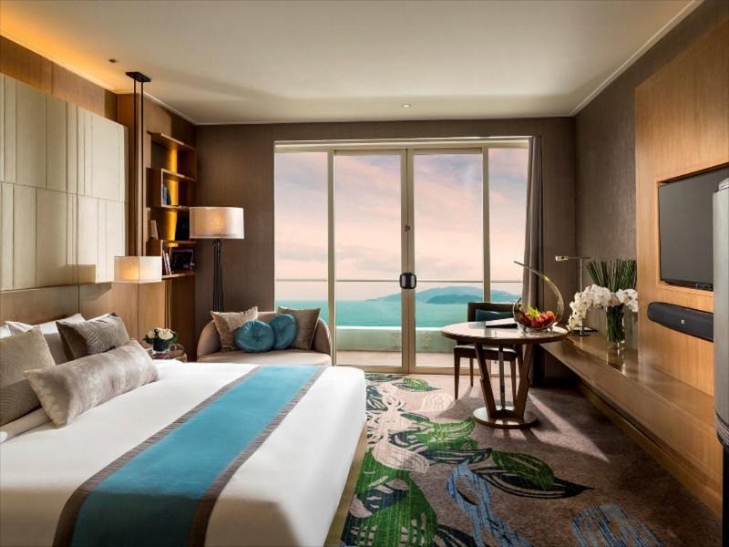 Wanderlust Tips Magazine | InterContinental Nha Trang listed as Vietnam's leading luxury hotel