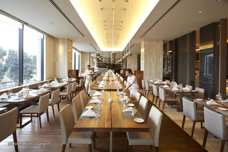 Wanderlust Tips Magazine | Hotel Nikko Saigon organized food festival at La Brasserie