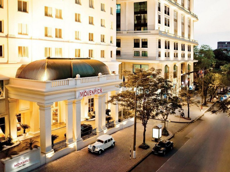 Wanderlust Tips Magazine | Mövenpick Hotel Hanoi honored to be Best Luxury Boutique Hotel in Southeast Asia.