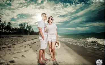 Nam Chay honeymoon