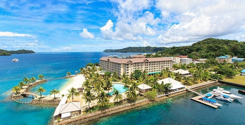 Wanderlust Tips Magazine | Palau targets to rich tourists to create high-end tourism