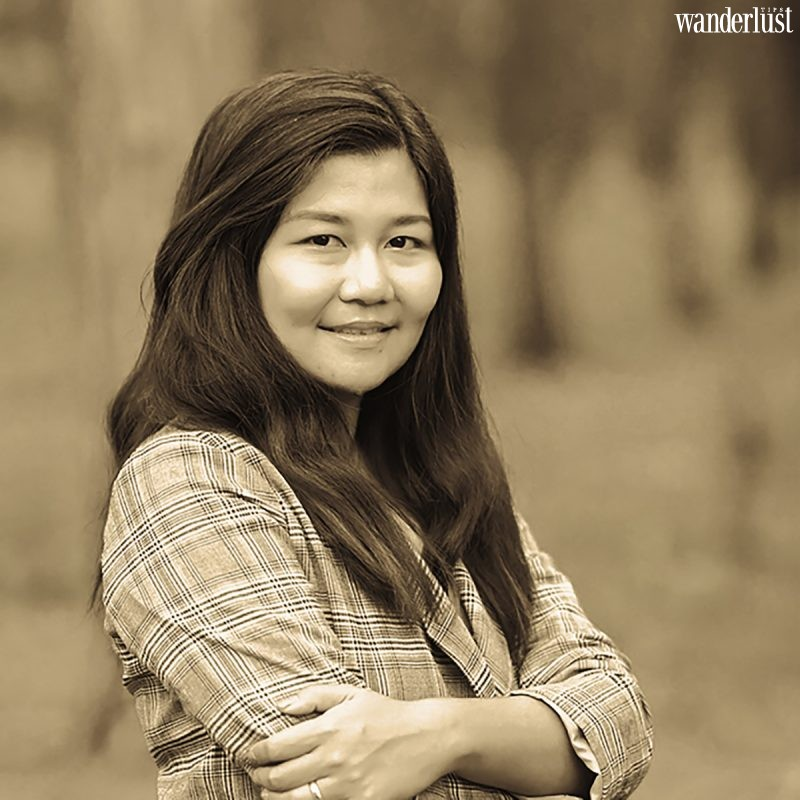 Wanderlust Tips Magazine | Khin Myat Myat Naing: Adventures give me inspiration that makes me who I am