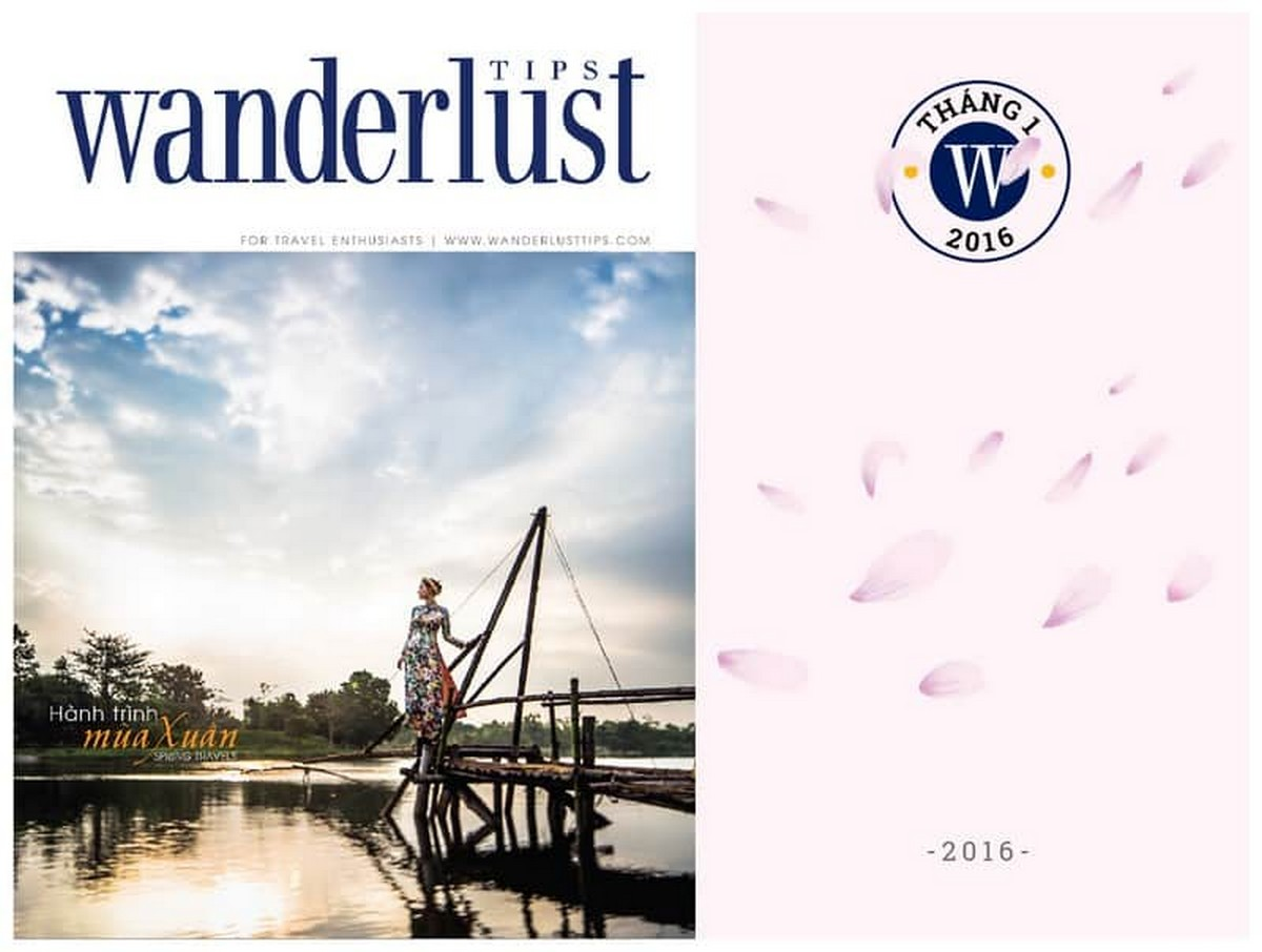 Wanderlust Tips Magazine | January issue 2017: Flavours of Tet