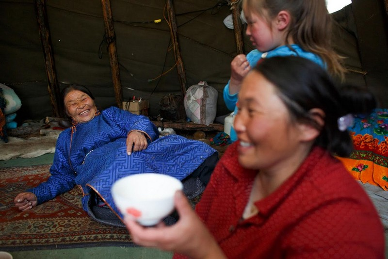 Wanderlust Tips Magazine | Tsaatan community: The last reindeer herders in Mongolia
