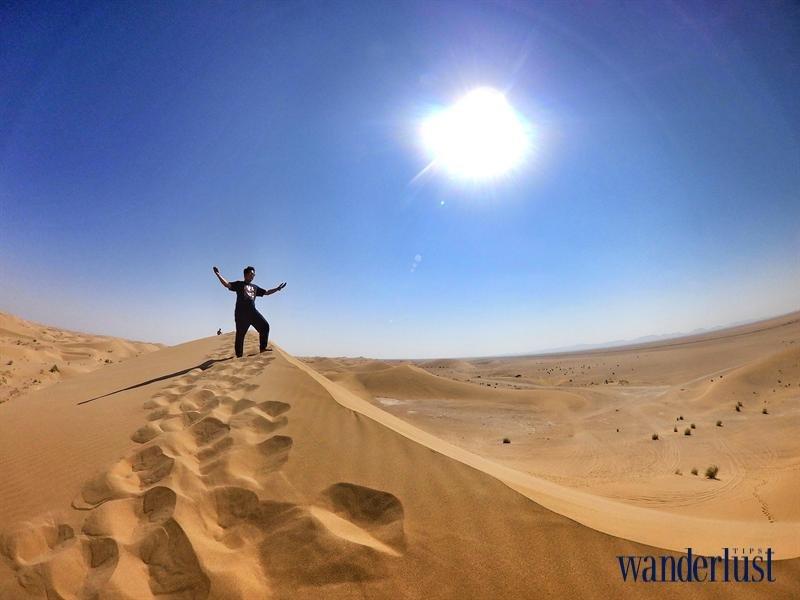 Wanderlust Tips Magazine   Abang Fadli bin Abang Alibasah travel story: I prefer places where you can do many activities