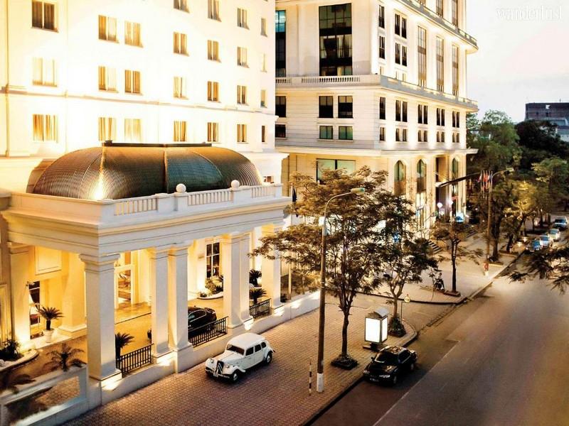 Wanderlust Tips Magazine | Dicovering mysterious Arabic cuisine at Mövenpick Hotel Hanoi