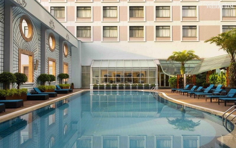 Wanderlust Tips Magazine | Sheraton Saigon Hotel & Tower: Experience a new space at The Lounge