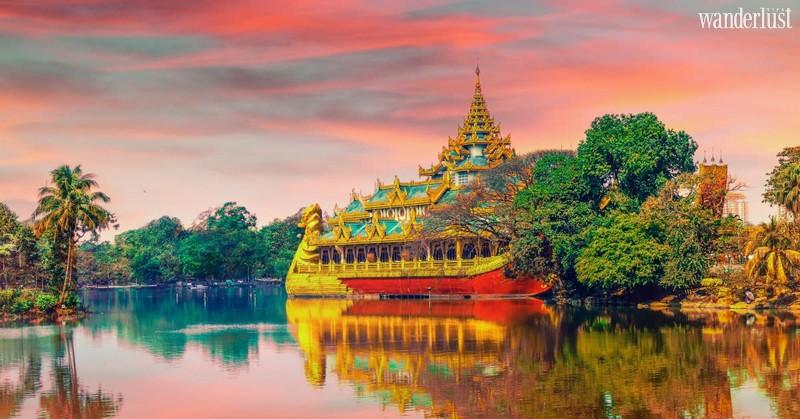 Wanderlust Tips Magazine   Myanmar: Heaven of times gone by