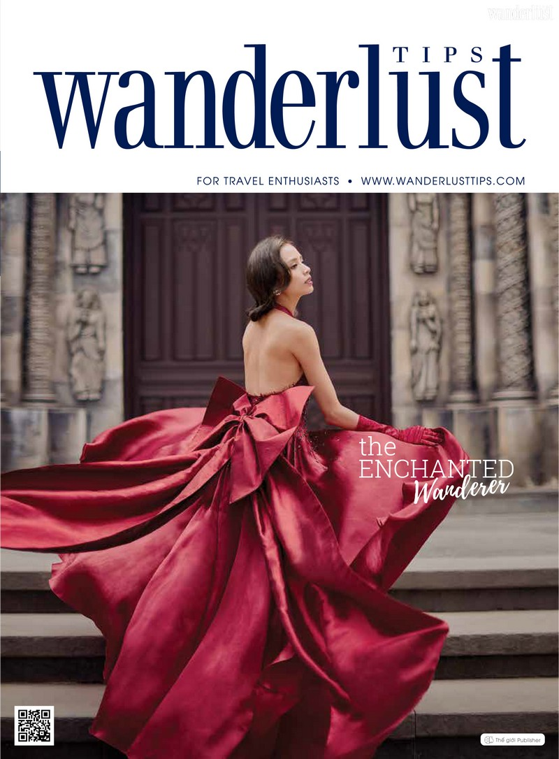 Wanderlust Tips travel magazine's May issue 2017: The enchanted wanderer