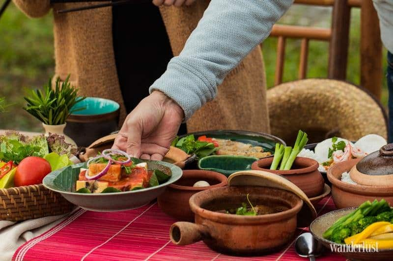 Wanderlust Tips Magazine   A family meal to kindle the love