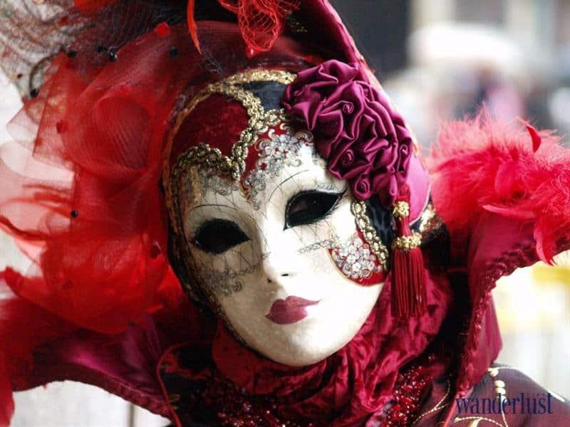 Wanderlust Tips Magazine | Venice's masks: A symbol of freedom