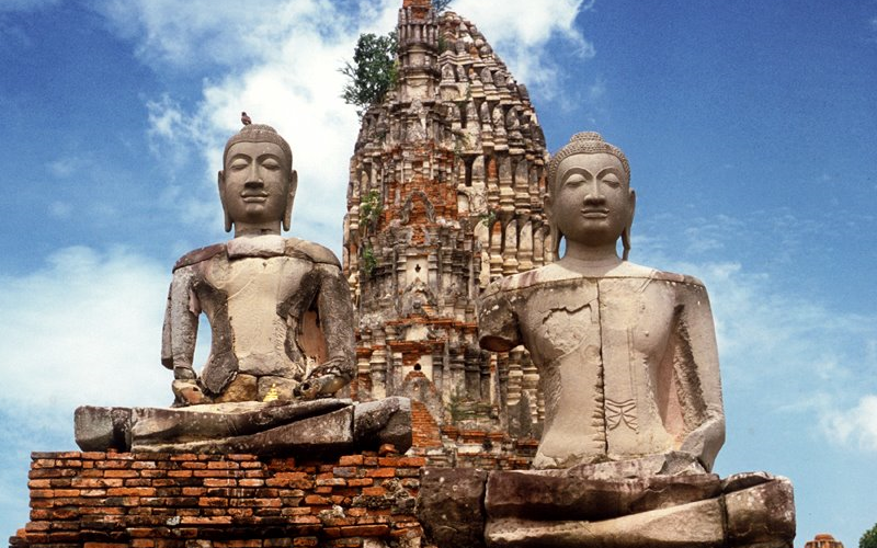 Wanderlust Tips Magazine   Buddhist Sites/Heritage Exhibition at Indian Cultural Centre