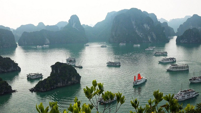 Wanderlust Tips Magazine   Ha Long Bay was listed among top 50 natural wonders of the world