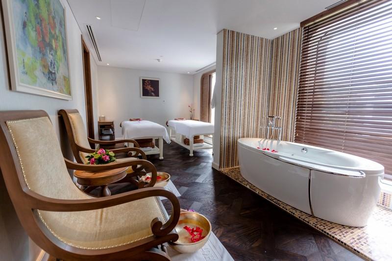 Wanderlust Tips Magazine   Le Spa Des Artistes - Hôtel des  Arts Saigon won 2017 world luxury spa award