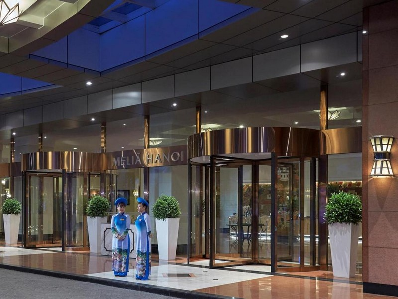 Wanderlust Tips Magazine   Melia Hanoi introduces new speed dial number and September promotions