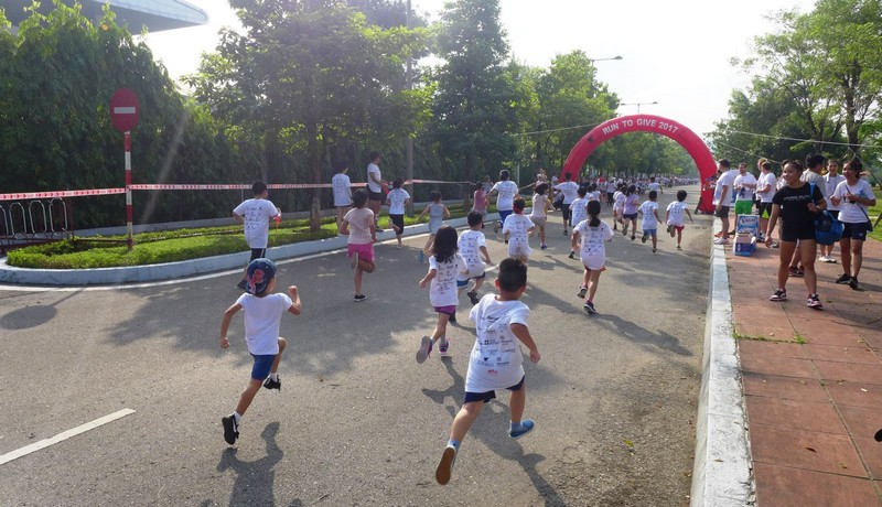 Wanderlust Tips Magazine   Run for a cause in Quang Nam province with run to give 2017