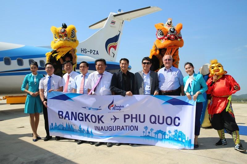 Wanderlust Tips Magazine | Bangkok Airways launches Bangkok - Phu Quoc air route