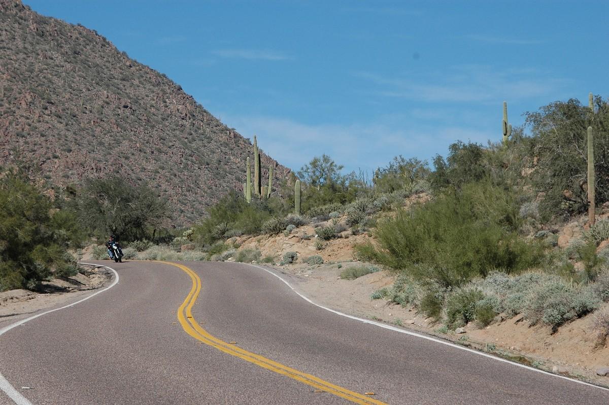 Wanderlust Tips Magazine   How to survive a desert or semi-desert drive