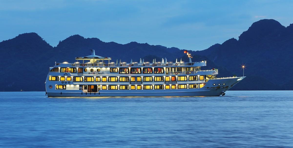 Wanderlust Tips Magazine   Luxury cruises: Admire Halong Bay on a floating hotel
