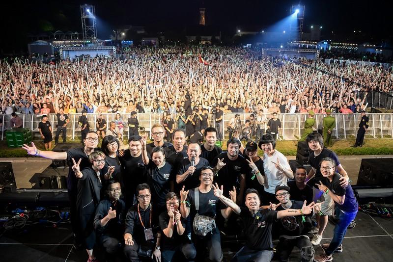 Wanderlust Tips Magazine | Monsoon Music Festival 2017 by Tuborg