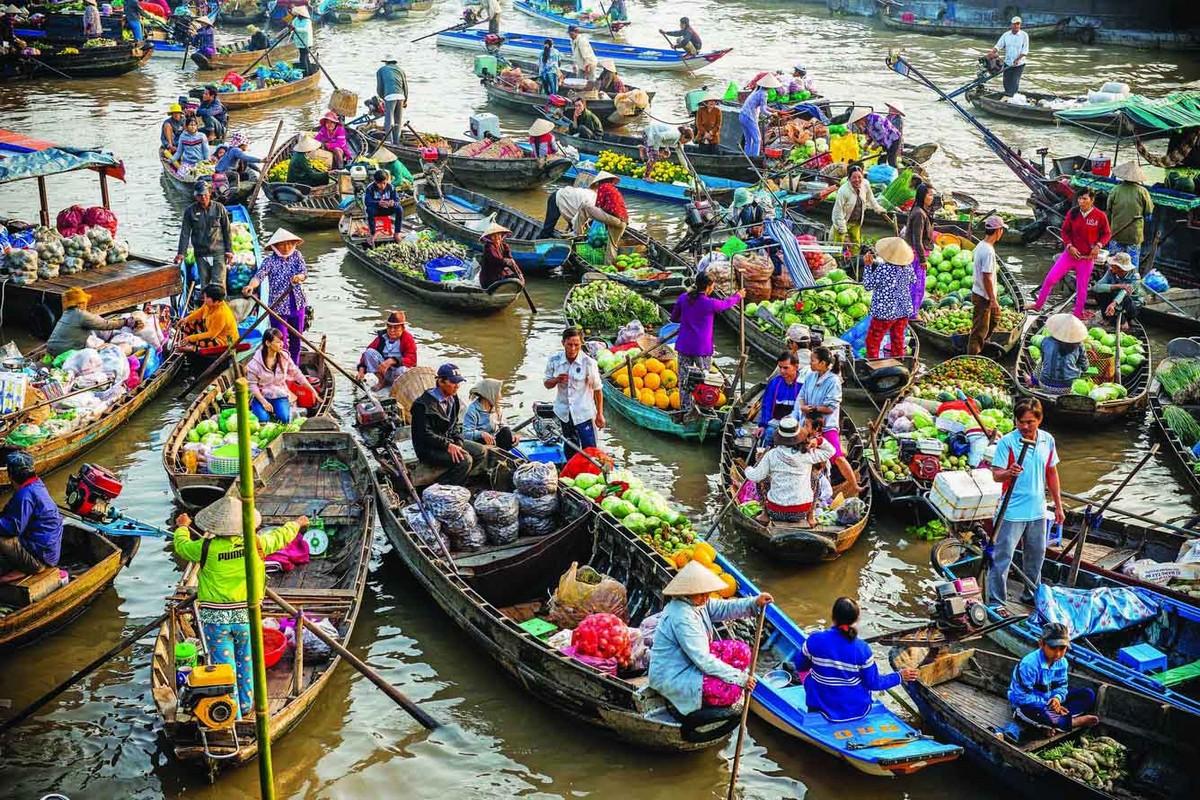 Wanderlust Tips Magazine | Nostalgia for The Mekong Detal