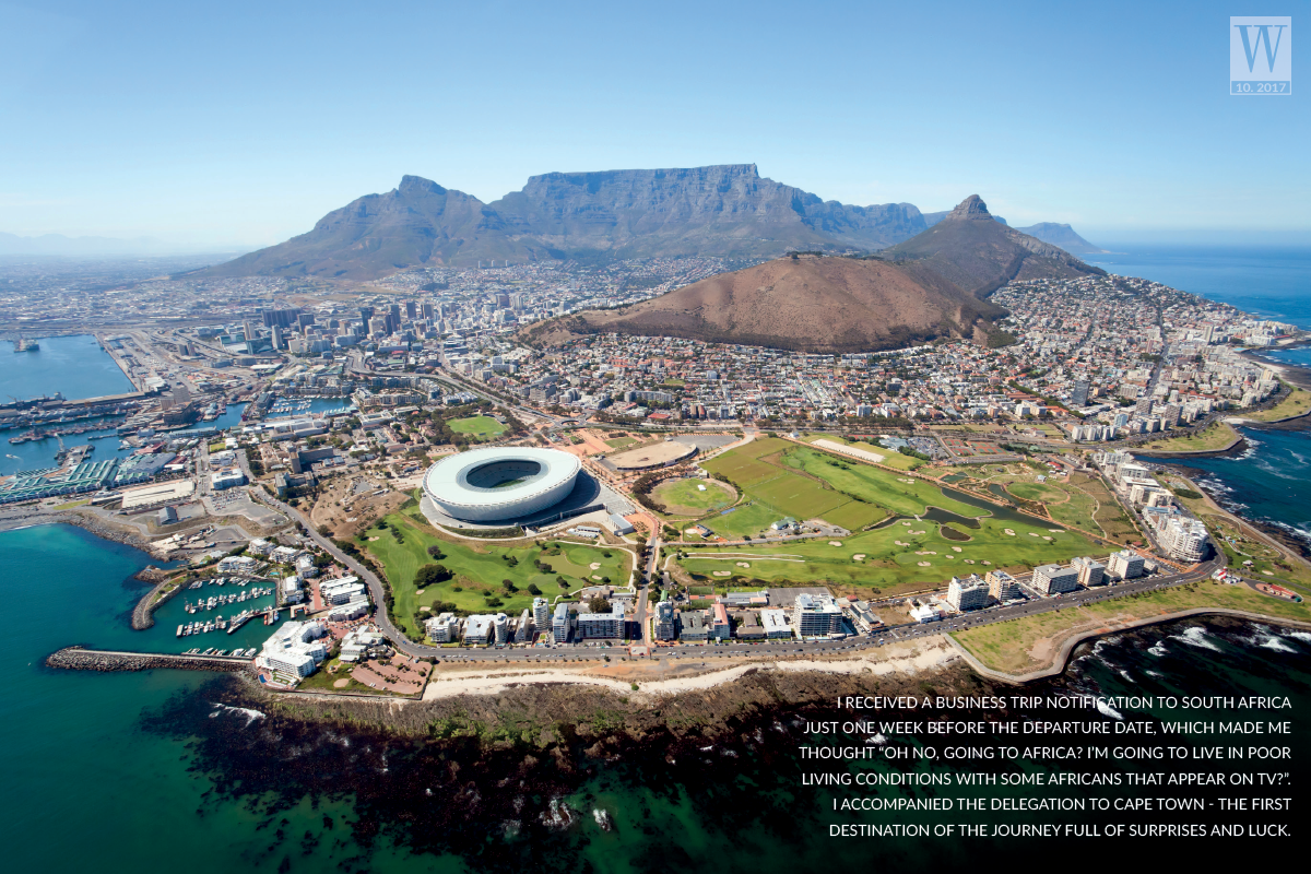 Wanderlust Tips Magazine | South Africa - the rainbow of the continent