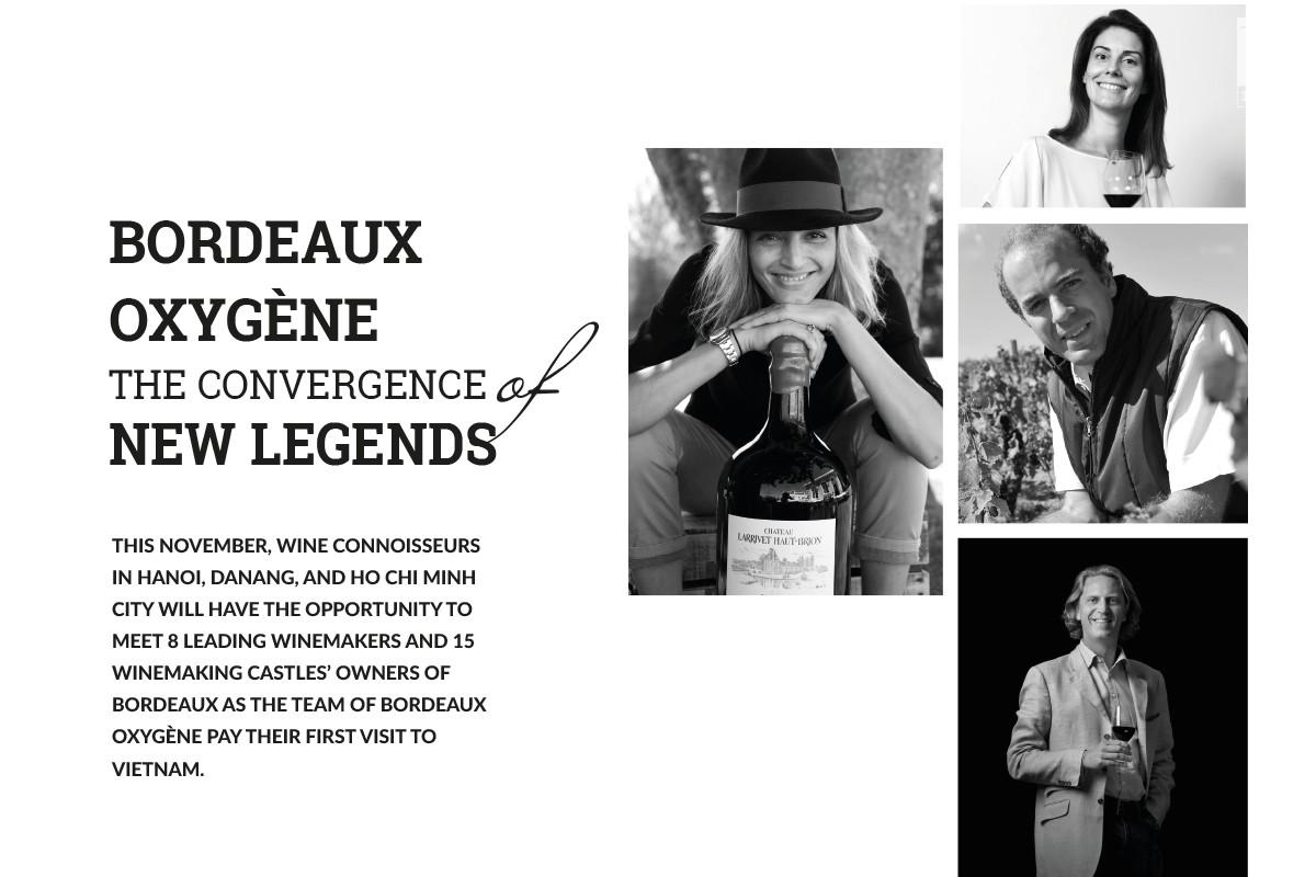 Wanderlust Tips Magazine | Bordeaux Oxygène: The convergence of new legends