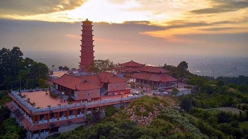 Wanderlust Tips Magazine | Reconstructed Tuong Long Pagoda unveiled in Hai Phong