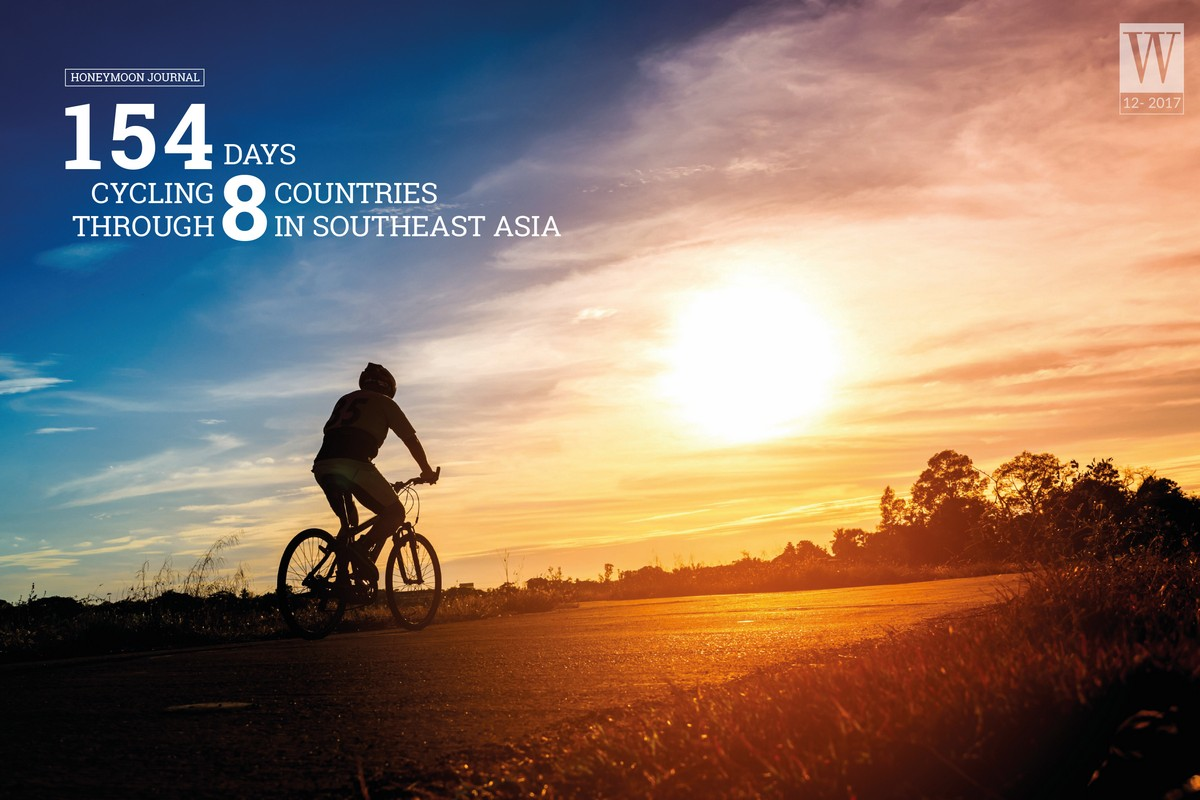 Wanderlust Tips Magazine   154 days cycling through 8 countries in Southeast Asia