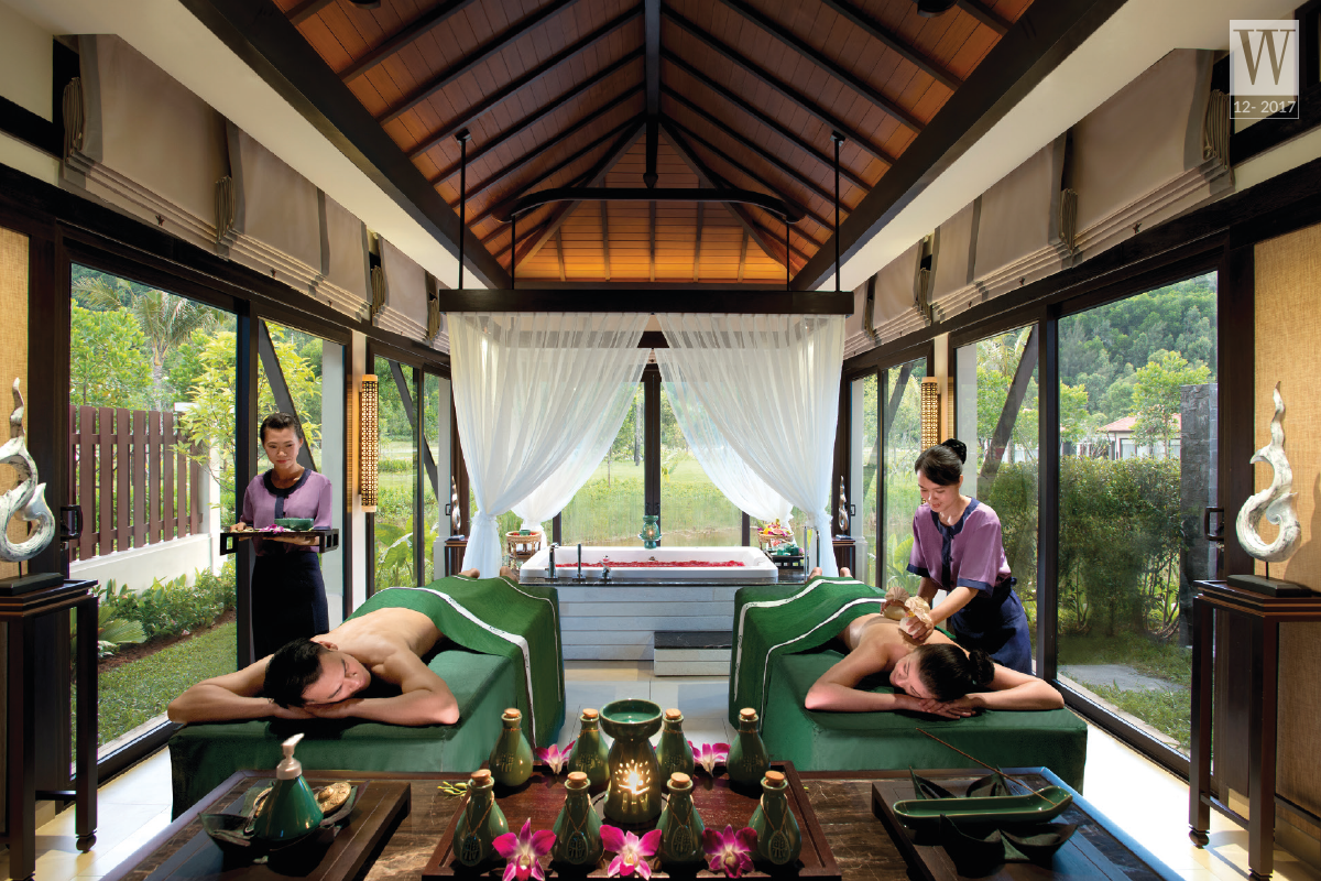 Wanderlust Tips Magazine | Claire Chiang: Co-founder of Banyan Tree Hotels & Resorts