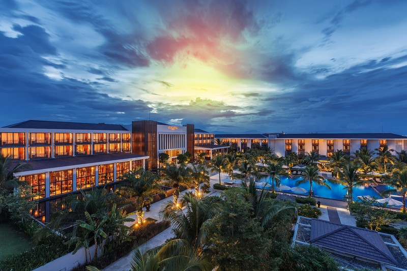 Wanderlust Tips Magazine | Festive season at Sunrise Premium Resort & Spa Hoi An