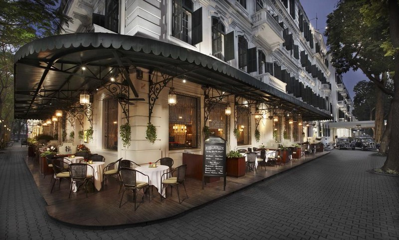 Wanderlust Tips Magazine   Party like a Parisian at Sofitel Legend Metropole Hanoi