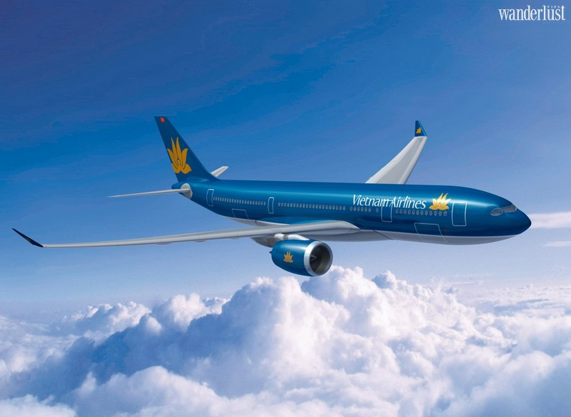 Wanderlust Tips Magazine | 9 things you may not know about Vietnam Airlines Airbus A350