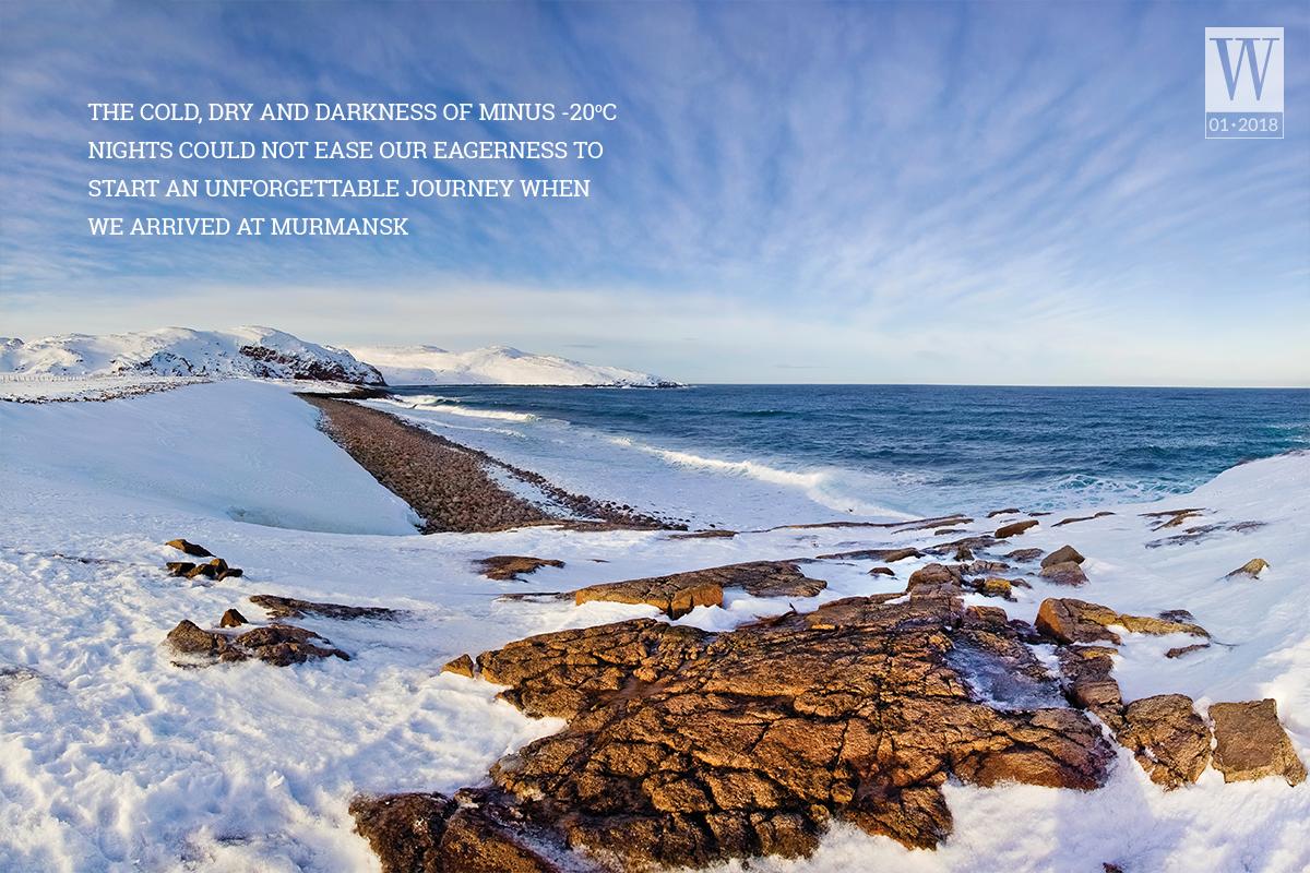 Wanderlust Tips Magazine | Murmansk – Explore the snowland