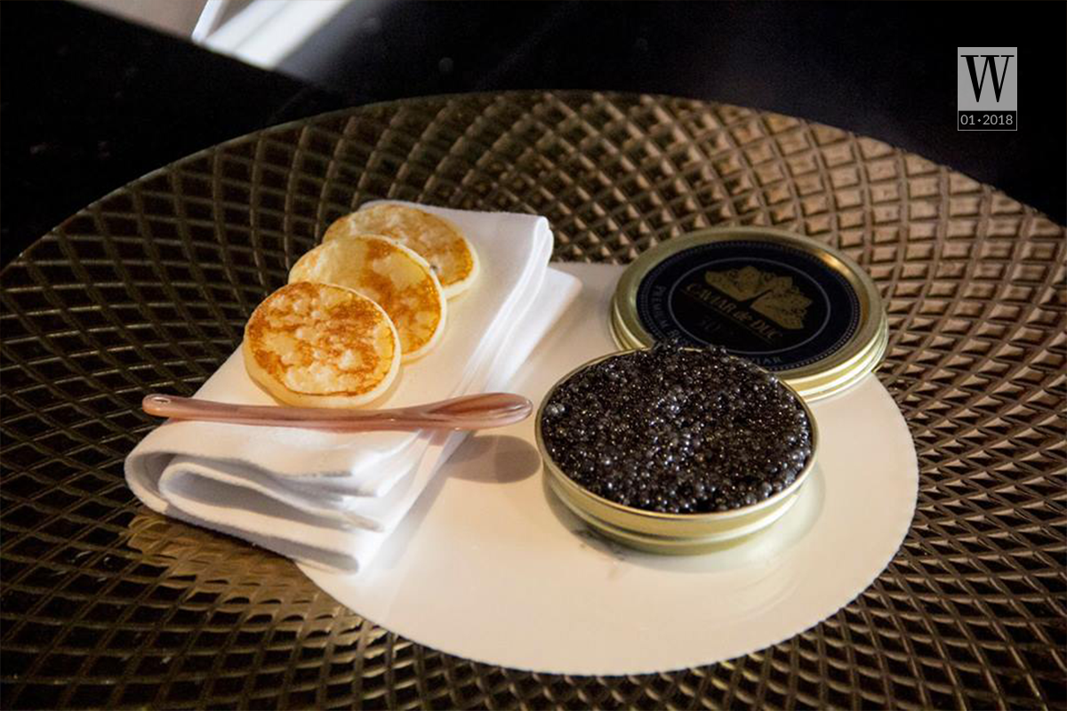 Wanderlust Tips Magazine | Caviar - The black gold on the table