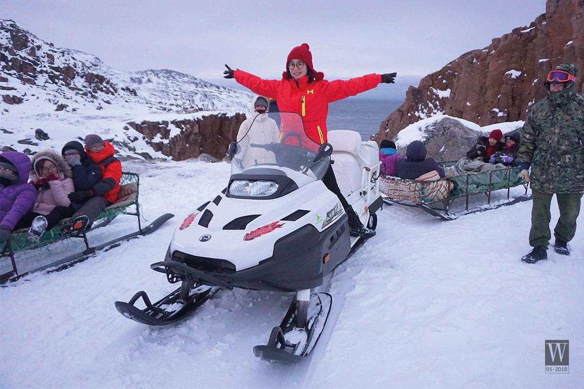 Wanderlust Tips Magazine   Share the love - Explore the North Pole