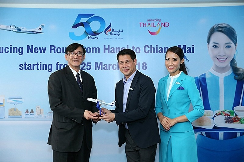 Wanderlust Tips Magazine | Bangkok Airways to launch the first Hanoi-Chiang Mai direct flight